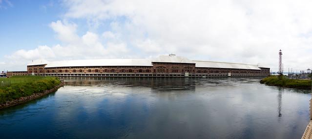 Sault Ste Marie Edison Water Treatment  Plant