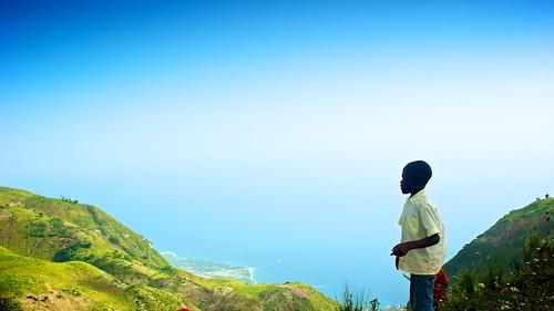 haiti journey traveler