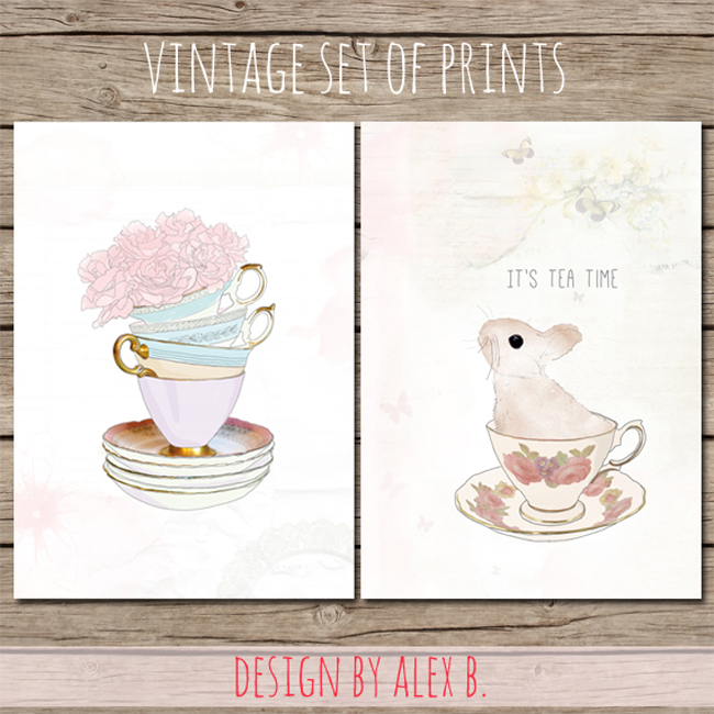 vintage-set-of-prints
