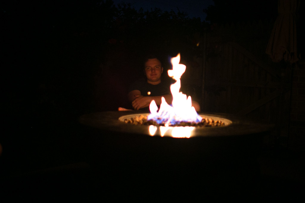 228-365 Firepit conversations are the best