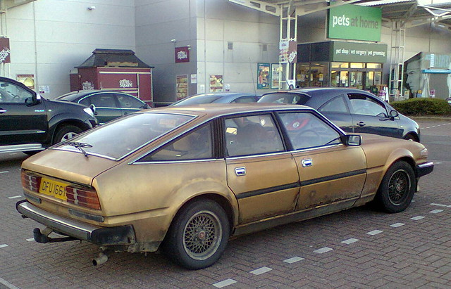 Rusty SD1  Rover