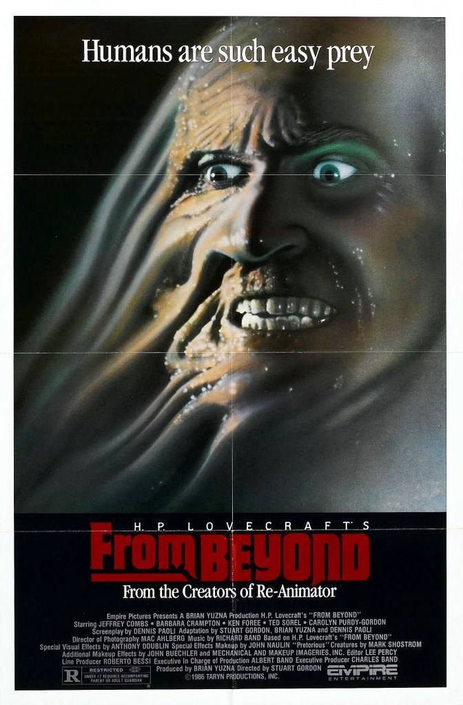 From Beyond poster