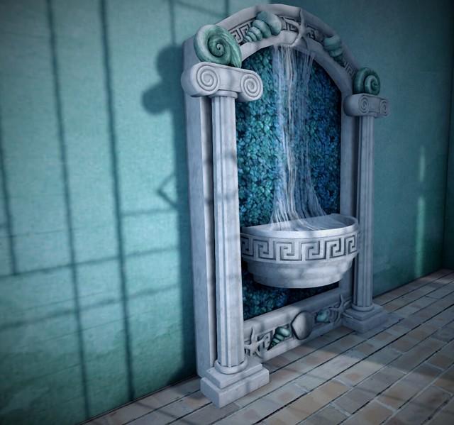 Ariel's Fountain