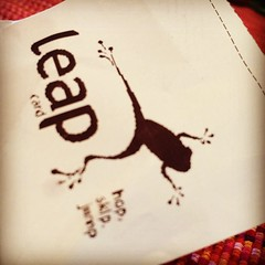 Leap card works in Cork. Loving this! #LeapCard #Leap