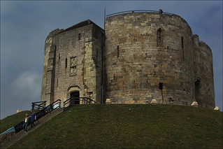 Image of Clifford's Tower.
