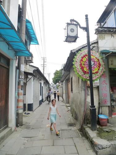 Jiangsu-Suzhou-Colline vers Centre-ville (52)