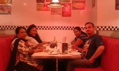 Random at american diner, New Delhi. #plbkkt via #hshdsh