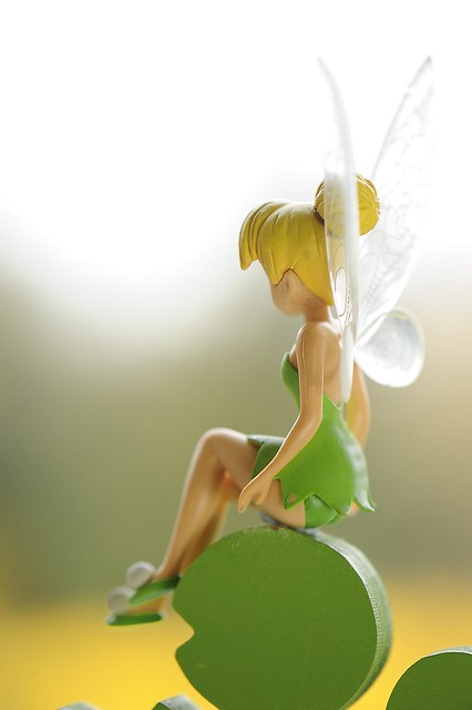 Tinkerbell dreaming