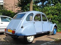 1987 Citroën 2CV 6 Club