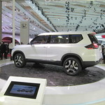 Daihatsu SUV Concept (side)