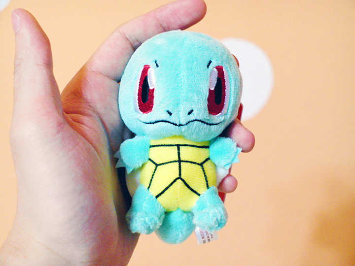 squirtle soft toy japan  3