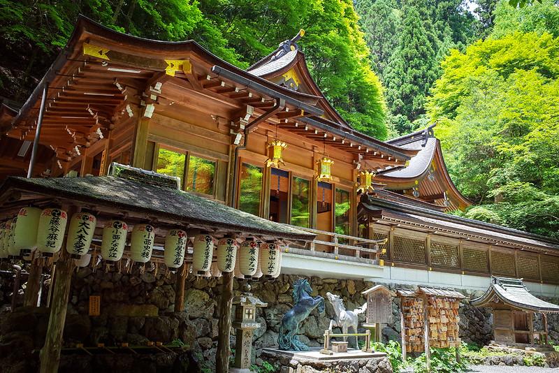 Kifune Shrine 貴船神社
