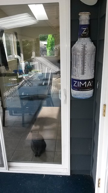 The deck is now Zimafied
