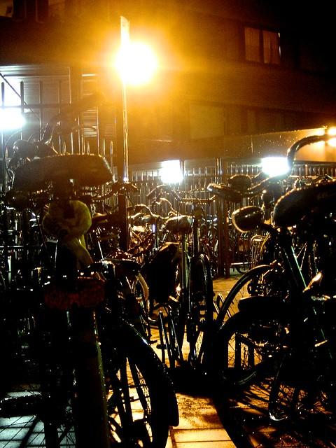 Hoogeveldt bike parking_Nijmegen