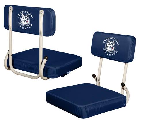 UCONN Huskies Hard Back Stadium Seat