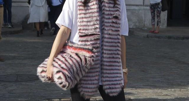 london fashion week street style ss15 details