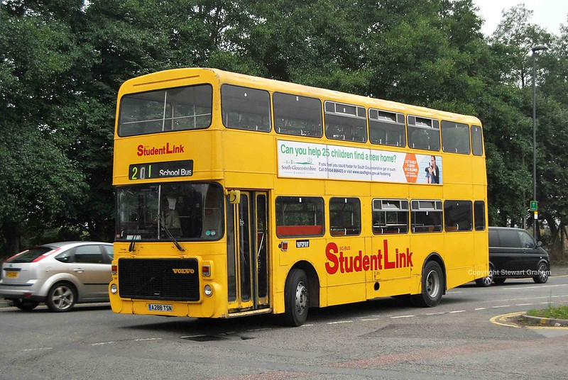 A288TSN, Patchway 03/09/14