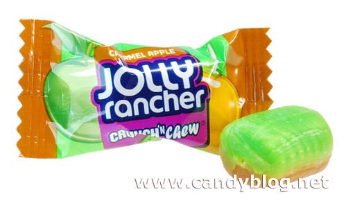 Jolly Rancher Crunch n Chew - Caramel Apple