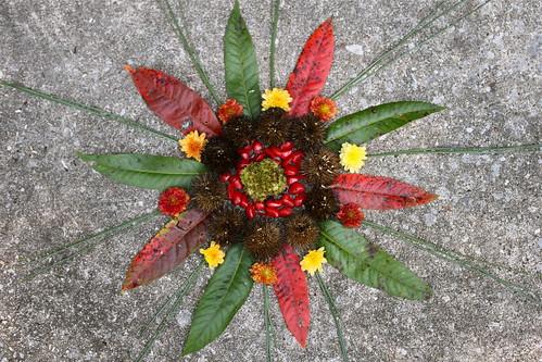 Autumnal Equinox Mandala
