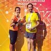 У нас рекорд - самый медленый марафон из всех, что мы пробежали  слушайте! Мне так понравилось! Все посмотрели, пофотографировались, загорели. Красота! #moscowmarathon
