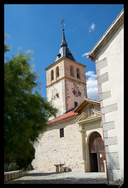 Torre Iglesia de San Andrés