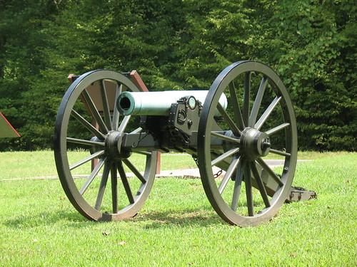 Another Bronze Barreled Field Gun