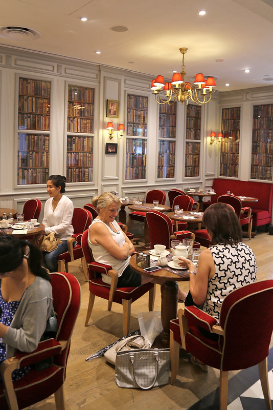 PAUL at Tanglin Mall also has a cosy tea salon