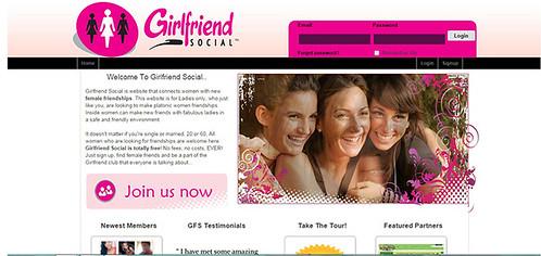 Girlfriend Social