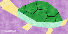 Turtle inspired by queenmlv