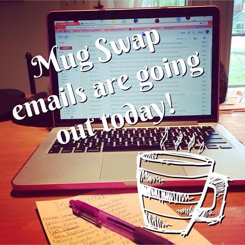 GMC Mug swap