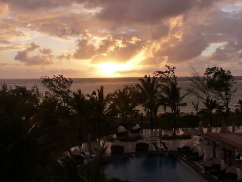 sunrise september mauritius 2014 bellemare flacq urlaub2014 maritimcrystalsbeach
