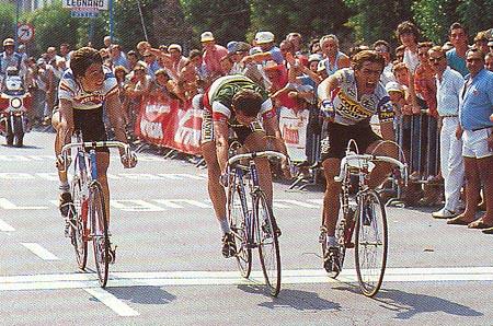 Coppa Bernocchi 1986 vittoria di Roberto Gaggioli