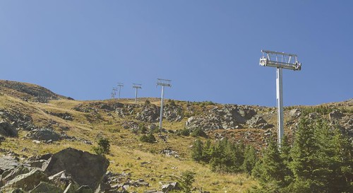 New lifts at Taos Kachina Peak