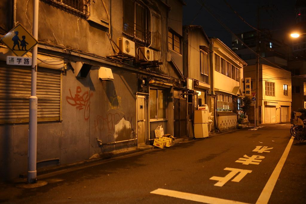 IMG_8361 南千住街道  Photo by Toomore