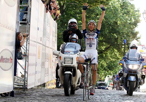 Memorial Pantani 2008 - vittoria di E. Rossi