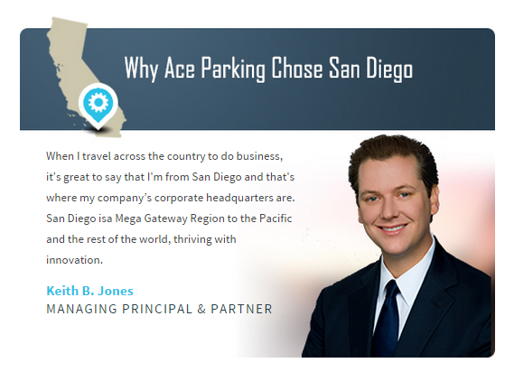 Why San Diego - Ace Parking