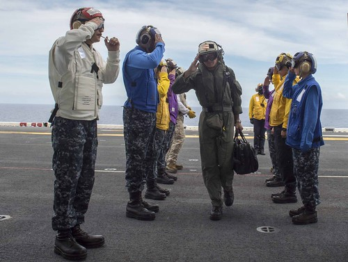 Preble Joins Bonhomme Richard ESG, Begins Patrol in 7th Fleet Area of Operations
