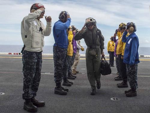 Preble Joins Bonhomme Richard ESG, Begins Patrol in 7th Fleet Area of Operations