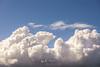 En las nubes