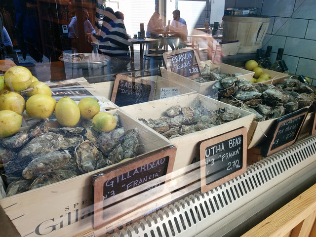 oysters @ El Puertito