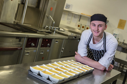 Catering Student Leon Rose
