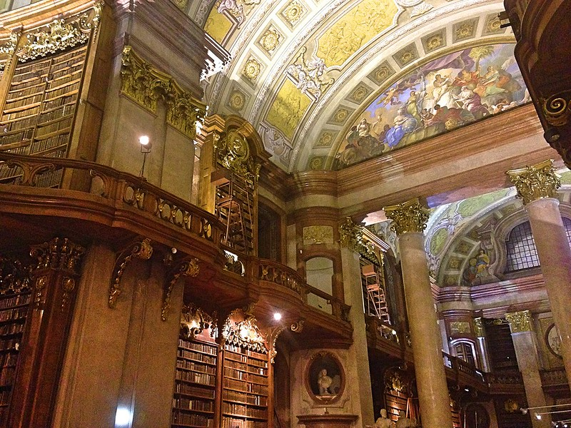 State Hall, Austrian National Library