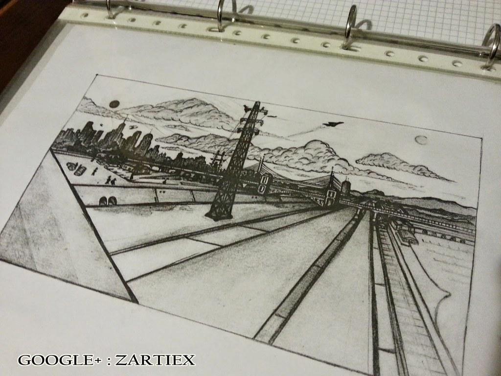 Dibujos A Lapiz 3d Dibujo Profesional Madrid By Zartiex Flickr