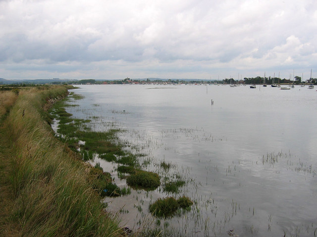 Chichester harbour at Cobnor