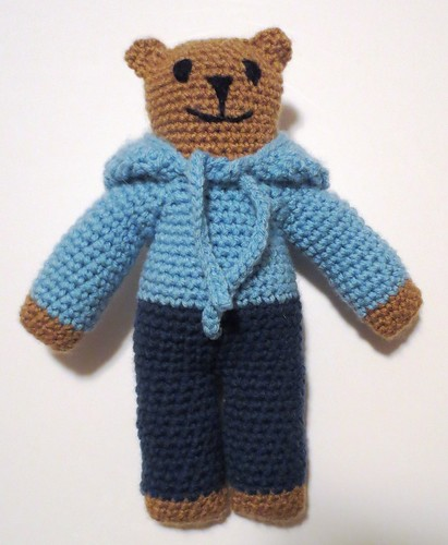 Mother Bear Hoodie Project