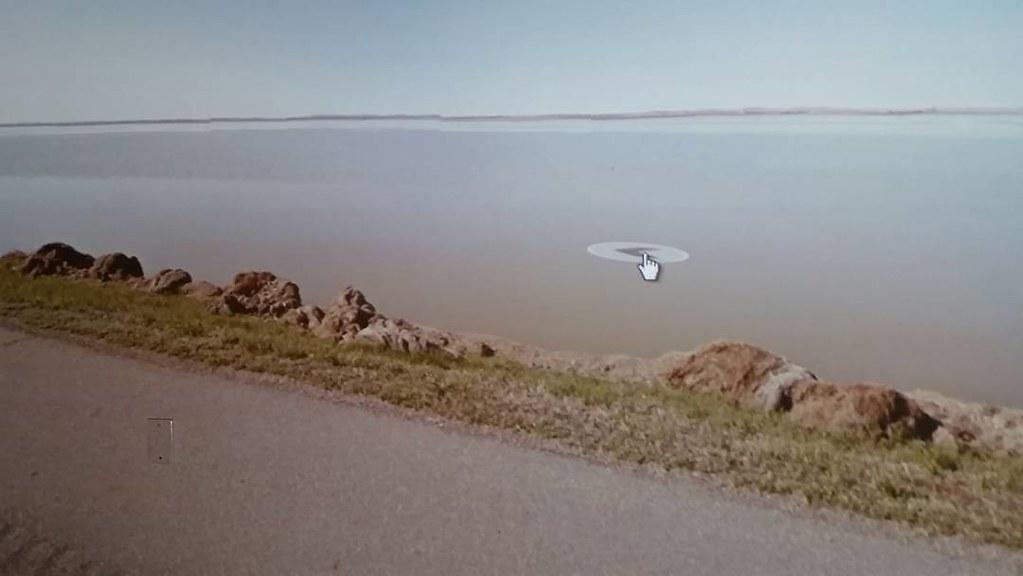 Reed Lake, Saskatchewan #ridingthroughwalls #xcanadabikeride #googlestreetview