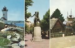 Massachusetts Pavilion, New England State Exhibition - New York World's Fair, 1964-65