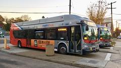 WMATA Metrobus 2016 New Flyer Xcelsior XN40 #2863 & 2899