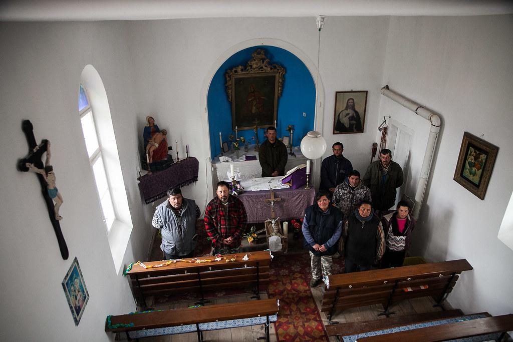 Öreglak kápolnafelújítás
