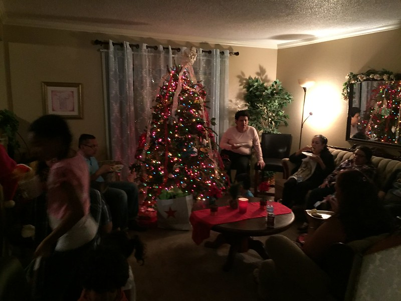 Christmas Fellowship, lots of fun!!